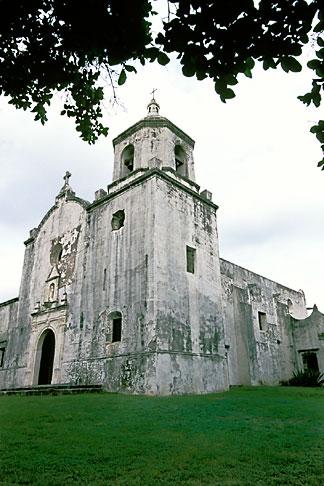 image 1-720-87 Texas, Goliad, Mission Espiritu Santo de Zuniga