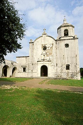 image 1-721-7 Texas, Goliad, Mission Espiritu Santo de Zuniga