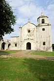 colonial building stock photography | Texas, Goliad, Mission Espiritu Santo de Zuniga, image id 1-721-7