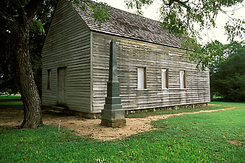 image 1-750-5 Texas, Washington on the Brazos, Texas Independence Hall