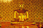 seated stock photography | Thailand, Bangkok, Buddha, Wat Sam Phraya, image id 0-350-10