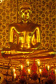seated stock photography | Thailand, Bangkok, Buddha, Wat Sam Phraya, image id 0-350-9
