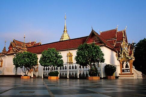 image 0-360-20 Thailand, Chiang Mai, Wat Phra That Doi Suthep