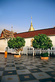 man on the plaza stock photography | Thailand, Chiang Mai, Wat Phra That Doi Suthep, image id 0-360-8