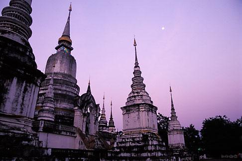 image 0-360-84 Thailand, Chiang Mai, Wat Suan Dok