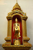 buddha statues stock photography | Thailand, Chiang Mai, Golden Buddha, Wat Phra That Doi Suthep, image id 0-361-36