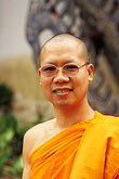 smiling stock photography | Thailand, Chiang Mai, Monk, image id 0-362-14