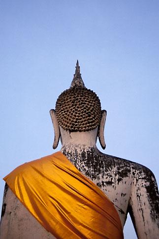 image 0-380-27 Thailand, Sukhothai, Wat Mahathat