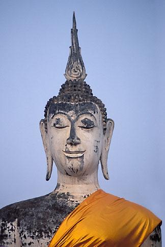 image 0-380-29 Thailand, Sukhothai, Wat Mahathat