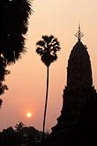 dusk stock photography | Thailand, Sukhothai, Wat Phra Si Ratanamahathat, Si Satchanalai Historical Park, image id 0-380-86