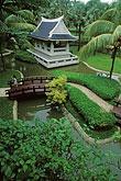 garden stock photography | Thailand, Phuket, Garden, Arcadia Hotel, image id 7-532-16