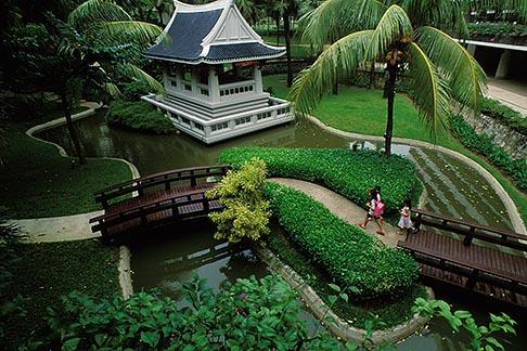 image 7-532-8 Thailand, Phuket, Garden, Arcadia Hotel