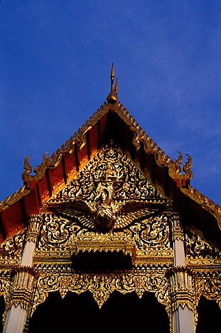 image S3-101-13 Thailand, Bangkok, Wat Rajaburana