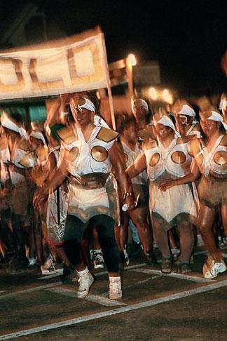 image 8-134-22 Trinidad, Carnival, Jour Ouvert JOuvert