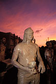 mud people stock photography | Trinidad, Carnival, Jour Ouvert (J