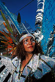 lesser antilles stock photography | Trinidad, Carnival, Costumed dancer, image id 8-146-5