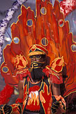 painted face stock photography | Trinidad, Carnival, Costumed dancer, image id 8-149-6