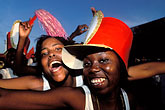 laughing woman stock photography | Trinidad, Carnival, Revelers, image id 8-153-2
