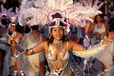 feather stock photography | Trinidad, Carnival, Costumed dancer, image id 8-176-4