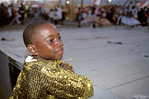 travel stock photography | Trinidad, Carnival, Boy watching parade, image id 8-176-6