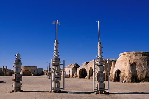 image 3-1100-109 Tunisia, Tozeur, Onk Jemal, Star Wars set