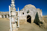 barren stock photography | Tunisia, Tozeur, Onk Jemal, Star Wars set, image id 3-1100-113