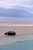 lake stock photography | Tunisia, Chott el Jerid, Abandoned car, image id 3-1100-20