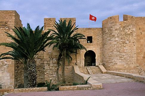 image 3-1100-36 Tunisia, Djerba, Djerba Fort