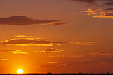 gilt stock photography | Tunisia, Sunset on Chott et Jerid, image id 3-1100-50