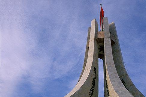 image 3-1100-75 Tunisia, Tunis, Place de la Kasbah