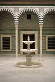 fountain stock photography | Tunisia, Tunis, Bardo Museum, image id 3-1100-83