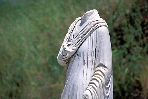 image 9-300-14 Turkey, Ephesus, Statue of Alexandros, Curetes Street