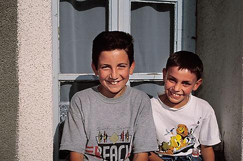 image 9-310-59 Turkey, Selcuk, Young boys