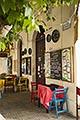restaurant exterior stock photography | Uruguay, Colonia del Sacramento, Restaurant exterior, image id 8-802-4351