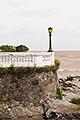 vertical stock photography | Uruguay, Colonia del Sacramento, Waterfront and Rio de la Plata, image id 8-803-4654