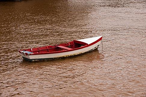 image 8-803-4694 Uruguay, Colonia del Sacramento, Derelict boat