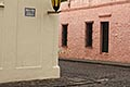 heritage stock photography | Uruguay, Colonia del Sacramento, Street corner, Historic District, image id 8-803-4907