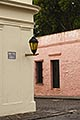 heritage stock photography | Uruguay, Colonia del Sacramento, Street corner, Historic District, image id 8-803-4908