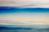 blue sky stock photography | Aerial, View from airplane, image id S4-360-2006