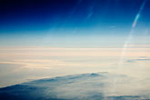 cloudy stock photography | Aerial, View from airplane, image id S4-360-2011
