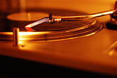 spinning records stock photography | California, Berkeley, Turntables, image id S4-360-2106