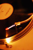 spinning records stock photography | California, Berkeley, Turntables, image id S4-360-2109
