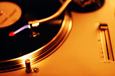 spinning records stock photography | California, Berkeley, Turntables, image id S4-360-2114