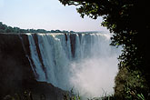 beauty stock photography | Zimbabwe, Victoria Falls, Main Falls, image id 7-410-7