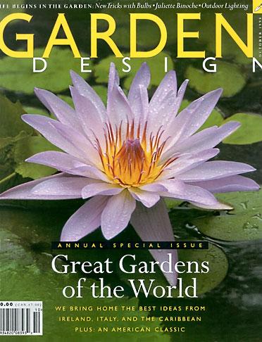 Landscape guide landscape design magazine for Garten design magazin