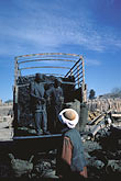 truck stock photography | Afghanistan, Shoveling coal from truck, Herat, image id 0-0-72