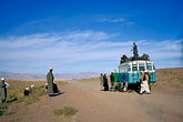 stopped stock photography | Afghanistan, On the bus from Herat to Mazar-i-sharif, image id 0-0-90
