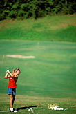 one person stock photography | Alabama, RTJ Golf Trail, Greenville, Cambrian Ridge, Driving Range, image id 2-556-33