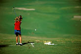 one person stock photography | Alabama, RTJ Golf Trail, Greenville, Cambrian Ridge, Driving Range, image id 2-556-40