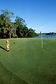 one man only stock photography | Alabama, RTJ Golf Trail, Prattville, Capitol Hill, 1st hole, Judge, image id 2-565-20